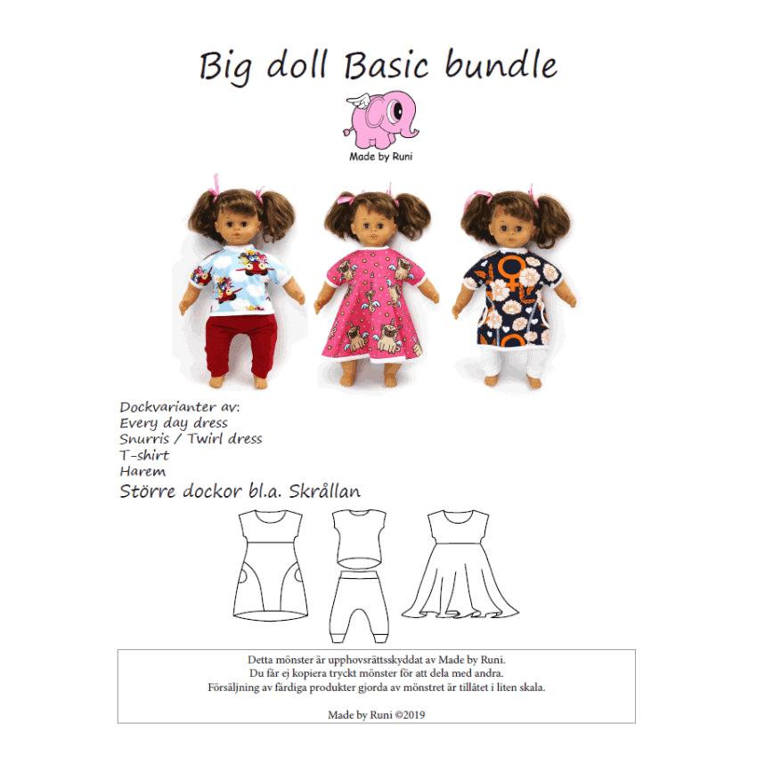 Made By Runi Big doll basic